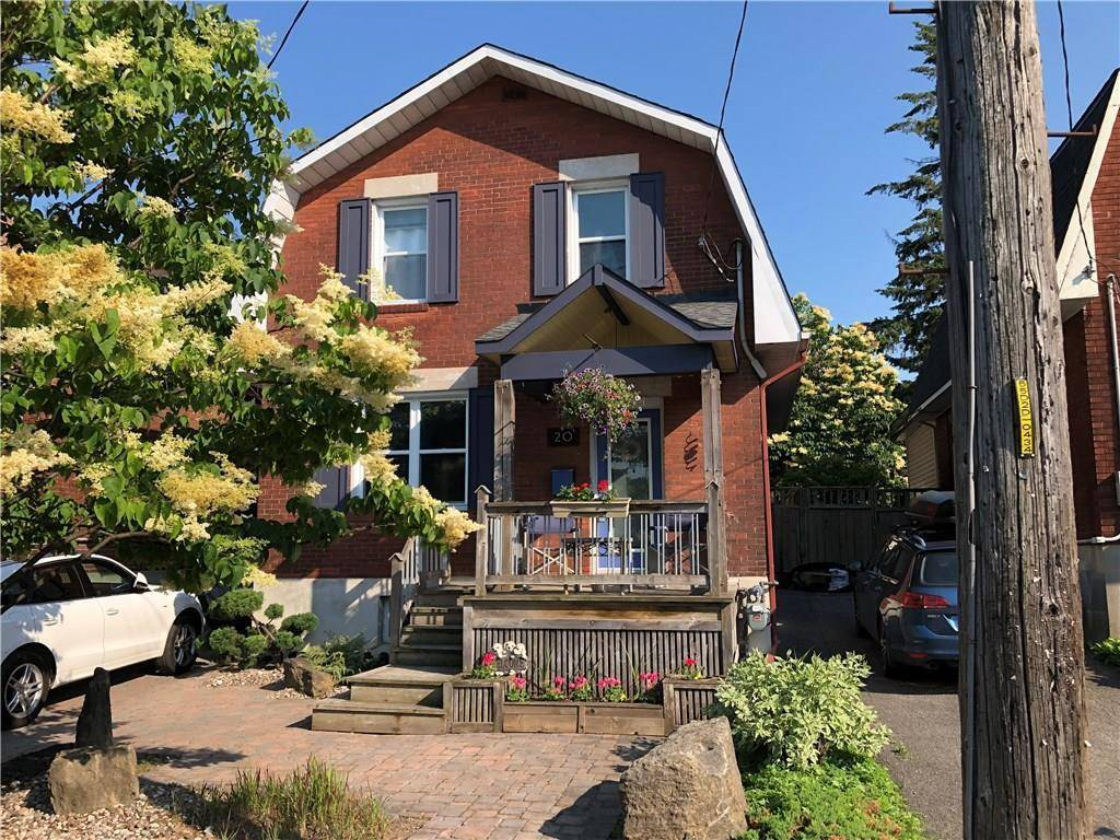 House for sale at 20 Glendale Ave Ottawa Ontario - MLS: 1167963