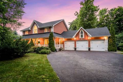 House for sale at 20 Green Mountain Ct Oro-medonte Ontario - MLS: S4544331