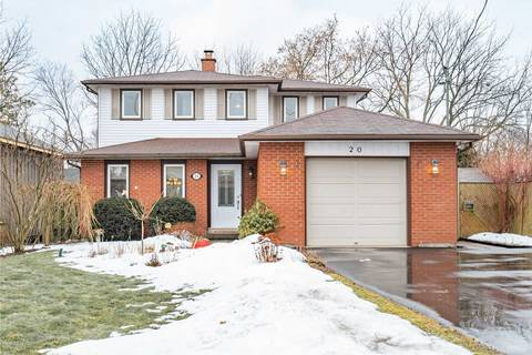 House for sale at 20 Griffin St Hamilton Ontario - MLS: X4702938