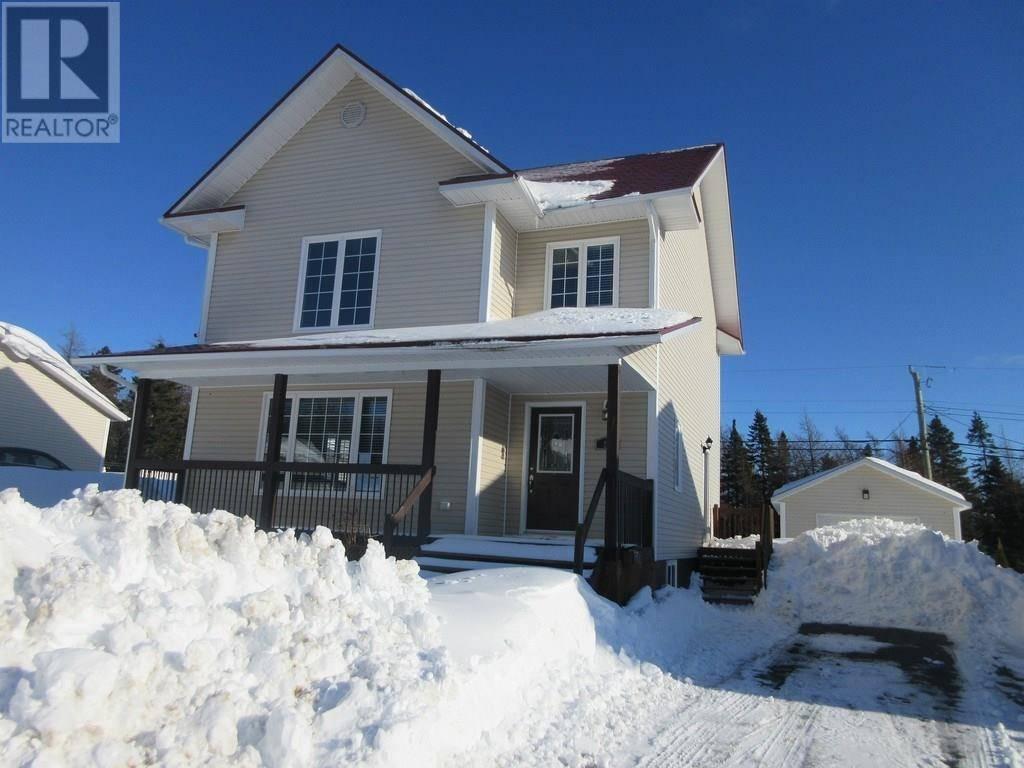 House for sale at 20 Harmsworth Dr Grand Falls Windsor Newfoundland - MLS: 1211266