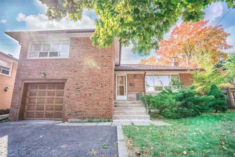 House for sale at 20 Harnish Cres Toronto Ontario - MLS: C4952513