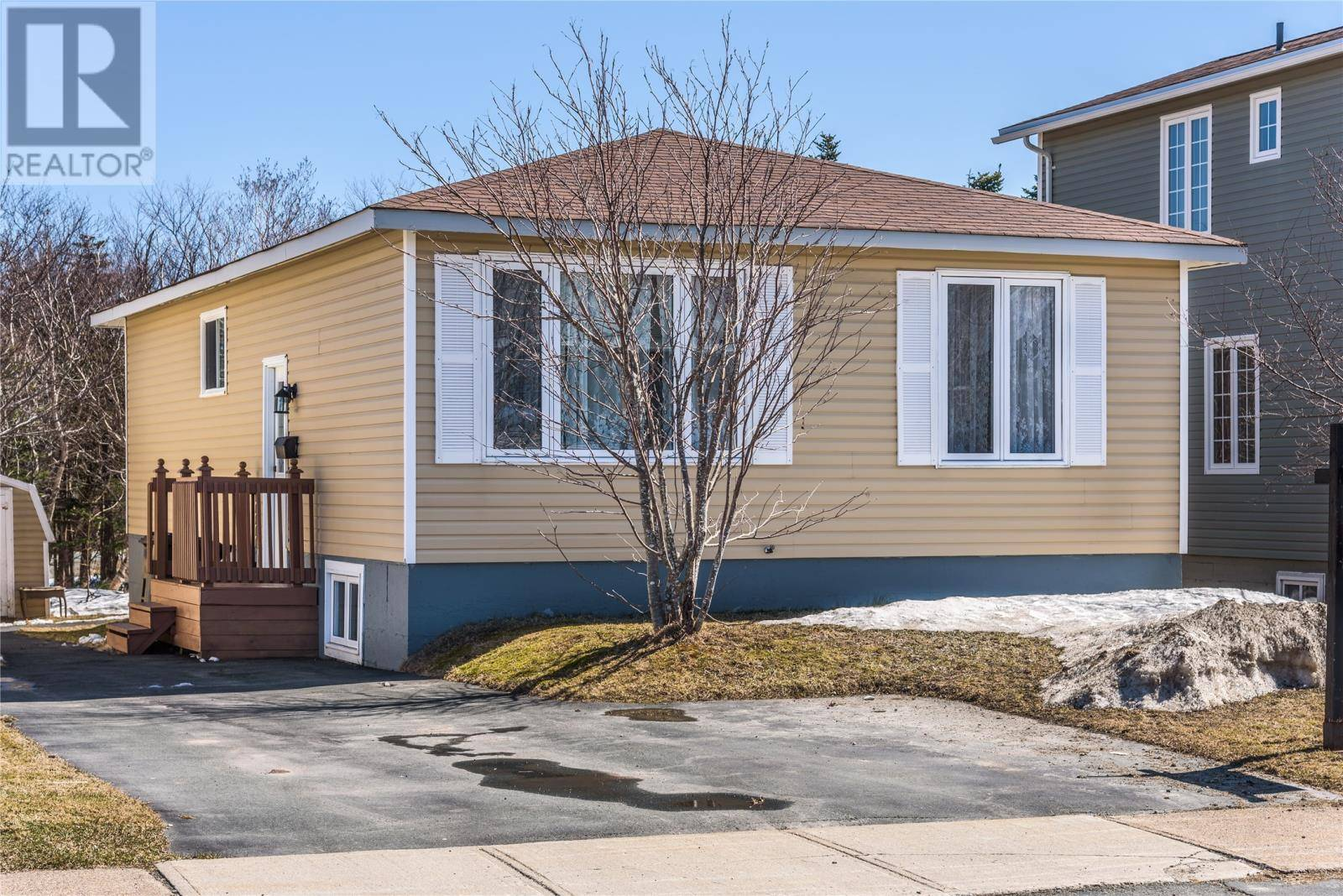 House for sale at 20 Harvard Dr Mount Pearl Newfoundland - MLS: 1210133