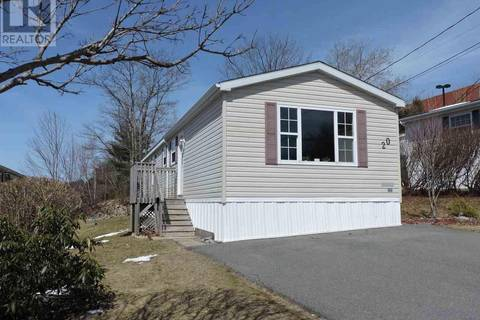 House for sale at 20 Haven Dr Bridgewater Nova Scotia - MLS: 201907568