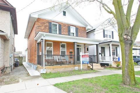 Townhouse for sale at 20 Hetherington St St. Catharines Ontario - MLS: H4051798