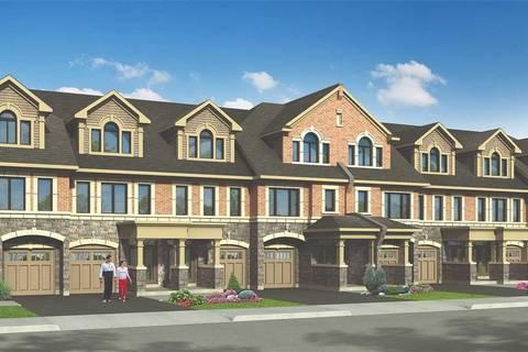 Townhouse for sale at 20 Hiawatha Ct Vaughan Ontario - MLS: N4379740