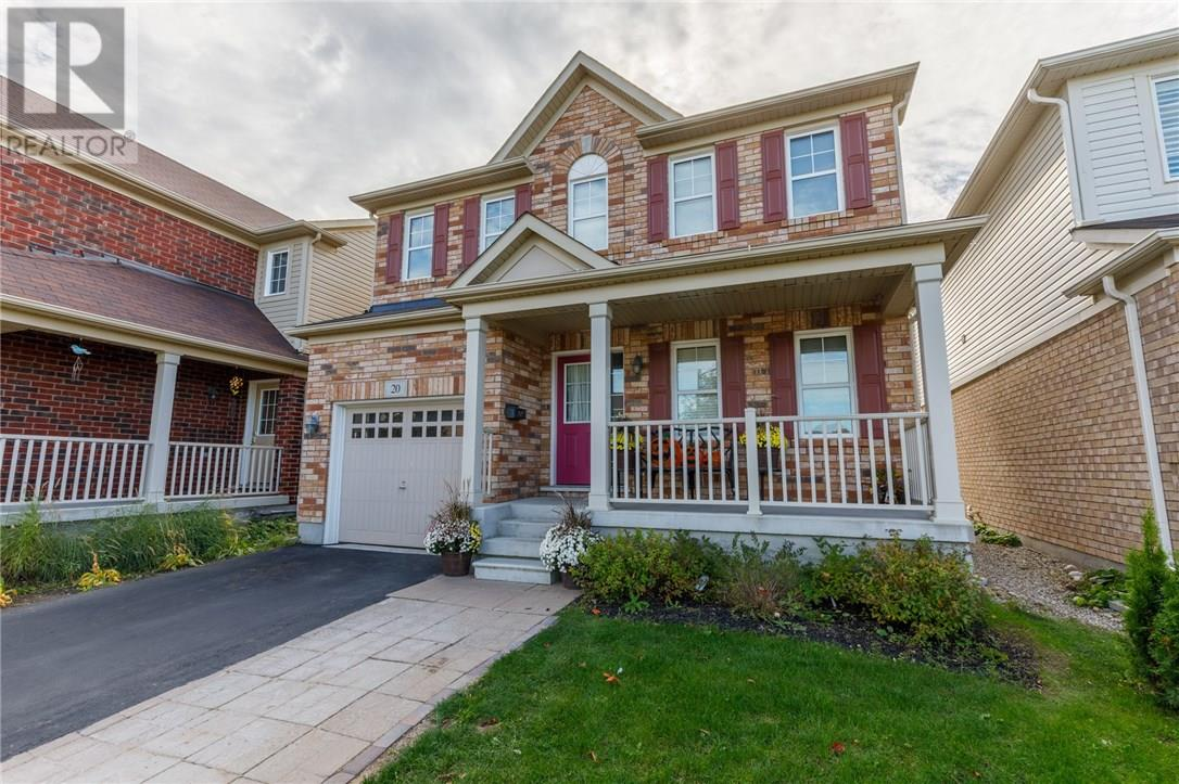 House for sale at 20 HOLLAND Circle CAMBRIDGE Ontario - MLS: X4284135