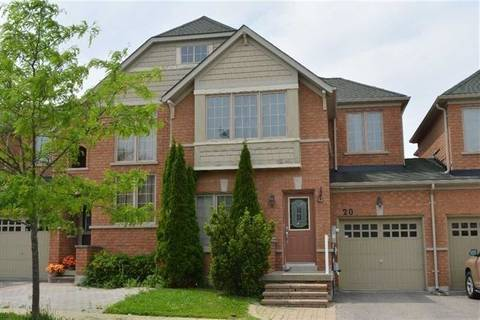 Townhouse for rent at 20 Holtby St Richmond Hill Ontario - MLS: N4539348