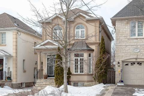 House for sale at 20 Humbervale Blvd Toronto Ontario - MLS: W4372711
