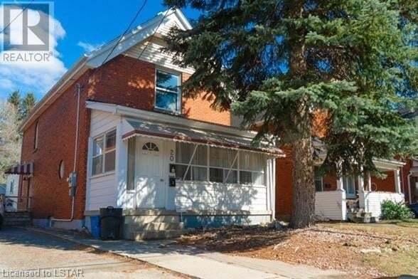 Townhouse for sale at 20 Hyatt Ave London Ontario - MLS: 263651
