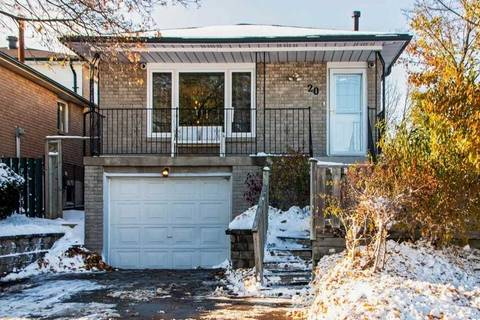 House for sale at 20 Jamie Ann Ct Hamilton Ontario - MLS: X4635173