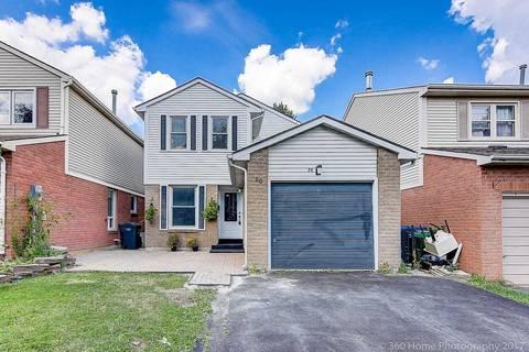 House for sale at 20 Joshua Ct Brampton Ontario - MLS: W4488781