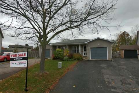 Townhouse for sale at 20 Joshua Ct Welland Ontario - MLS: X4960128