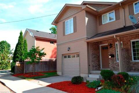 Townhouse for sale at 20 Jubilee Ave Brantford Ontario - MLS: 40018423