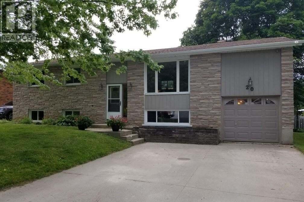 House for sale at 20 Karin Cres Walkerton Ontario - MLS: 280313