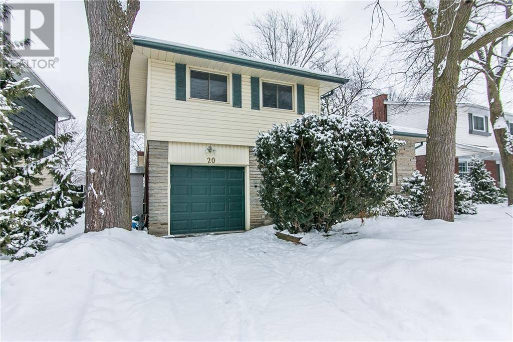 House for sale at 20 Kelly Dr Kitchener Ontario - MLS: 30791499