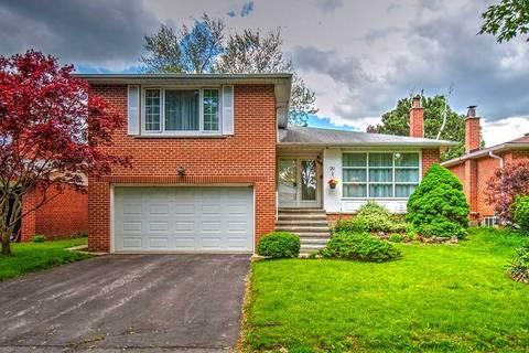 House for sale at 20 Kilkenny Dr Toronto Ontario - MLS: E4514134