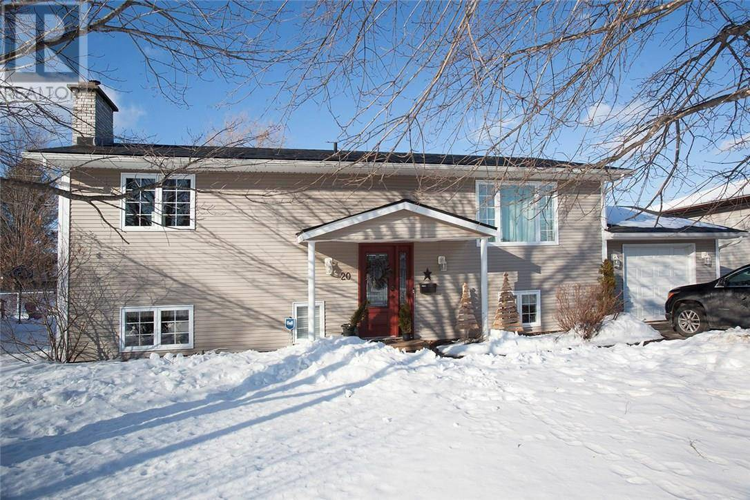 House for sale at 20 Kimberly St Riverview New Brunswick - MLS: M127142