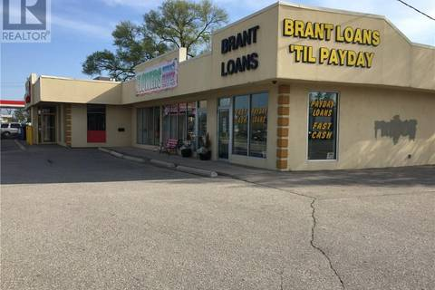 Commercial property for sale at 20 King George Rd Brantford Ontario - MLS: 30709457