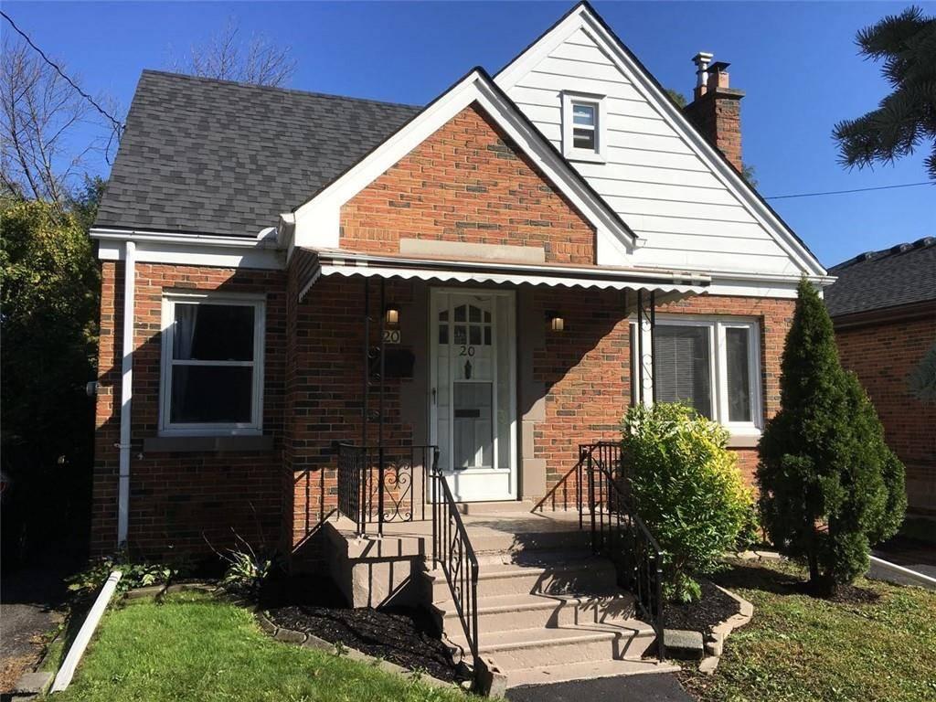 House for sale at 20 Kingsmount St N Hamilton Ontario - MLS: H4065746
