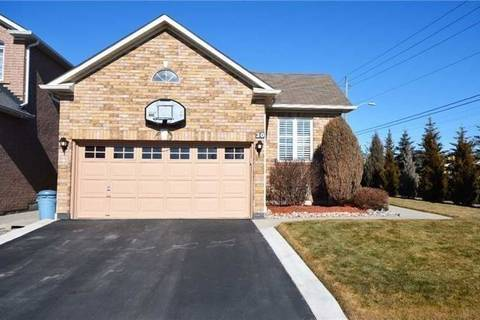 House for sale at 20 Lacroix Ct Whitby Ontario - MLS: E4500984