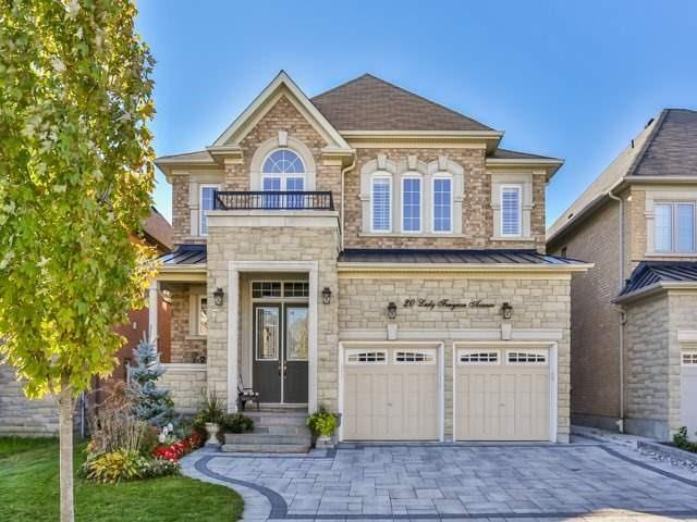 Sold: 20 Lady Fenyrose Avenue, Vaughan, ON