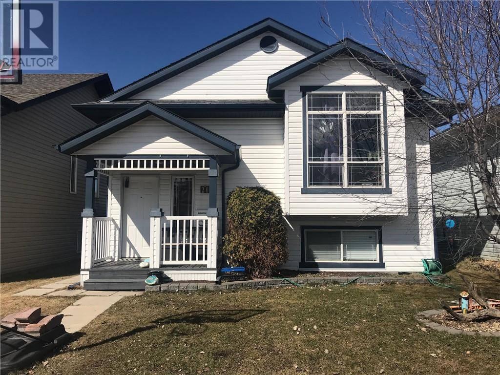 House for sale at 20 Lanterman Cs Red Deer Alberta - MLS: ca0190431