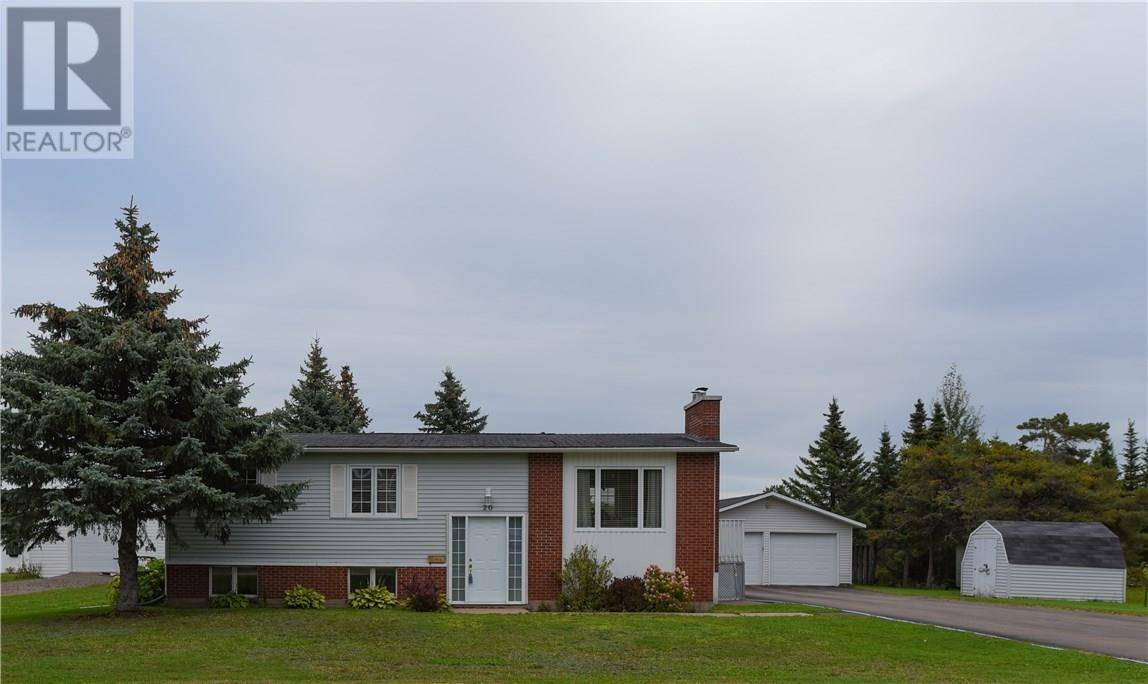 House for sale at 20 Laurelle Ave Moncton New Brunswick - MLS: M125714
