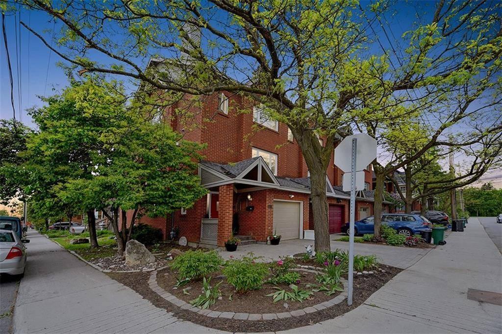 Townhouse for sale at 20 Leonard Ave Ottawa Ontario - MLS: 1154180