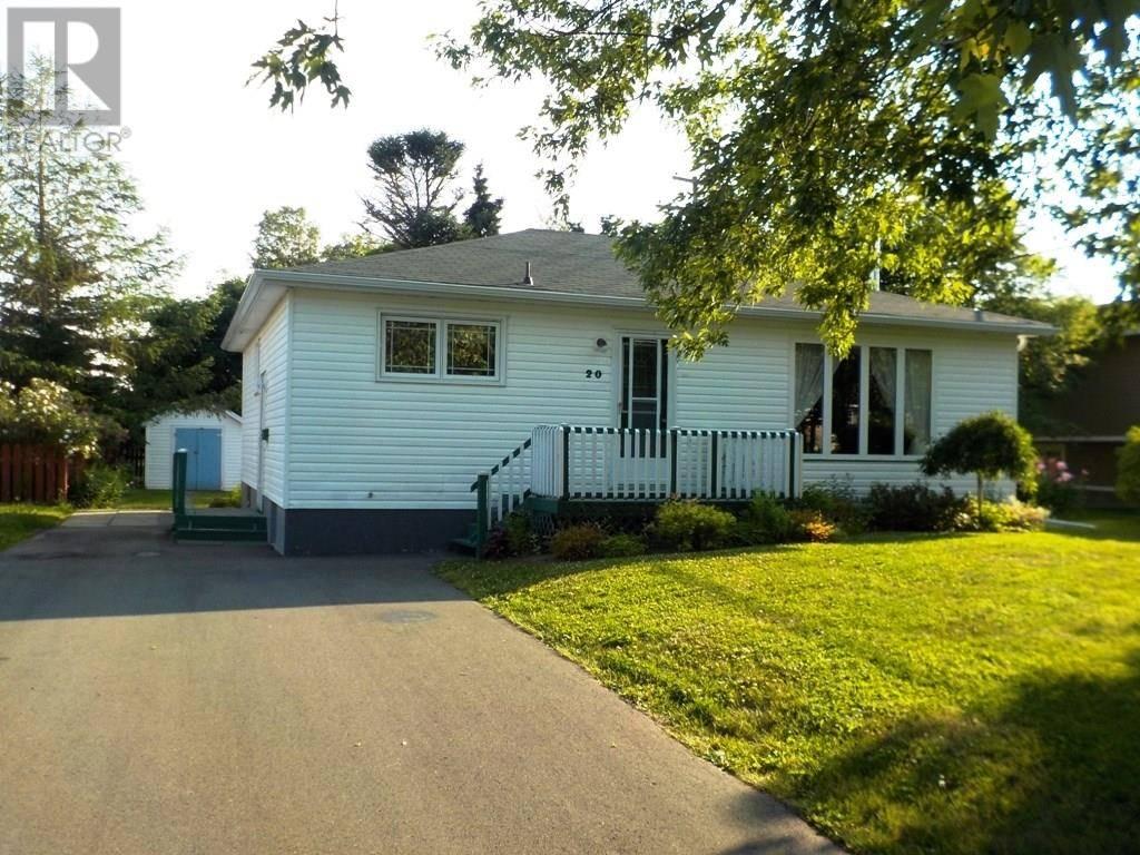House for sale at 20 Lind Ave Grand Falls-windsor Newfoundland - MLS: 1211569