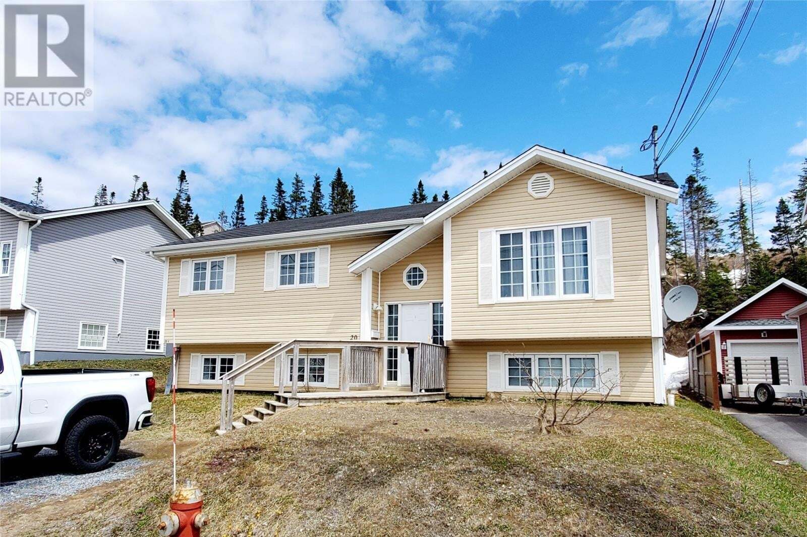 House for sale at 20 Link  Massey Drive Newfoundland - MLS: 1214007