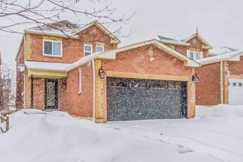House for sale at 20 Locker Dr Ajax Ontario - MLS: E4376222