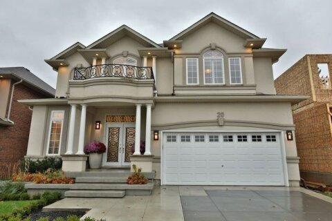 House for sale at 20 Lockman Dr Hamilton Ontario - MLS: X4964328