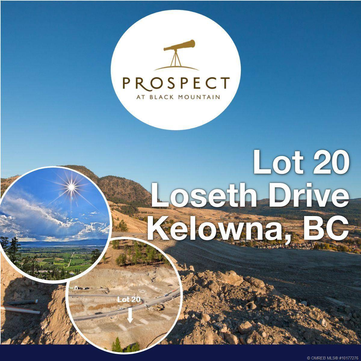Residential property for sale at 0 Loseth Dr Unit 20 Kelowna British Columbia - MLS: 10177276