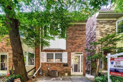 Townhouse for sale at 20 Lount St Toronto Ontario - MLS: E4930465