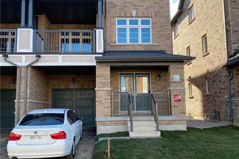 Townhouse for rent at 20 Lowes Circ Caledon Ontario - MLS: W4987379
