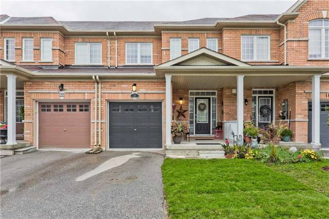 House for sale at 20 Luisa Street Bradford West Gwillimbury Ontario - MLS: N4262445