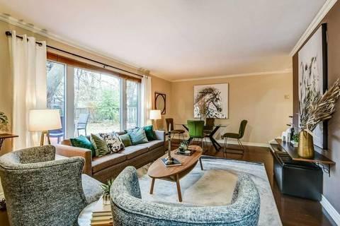 House for sale at 20 Madras Cres Toronto Ontario - MLS: E4631231