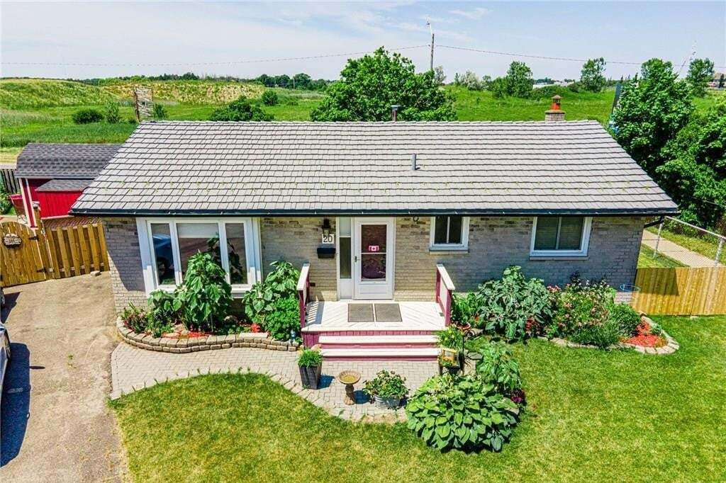 House for sale at 20 Manley Cres Thorold Ontario - MLS: 30819715
