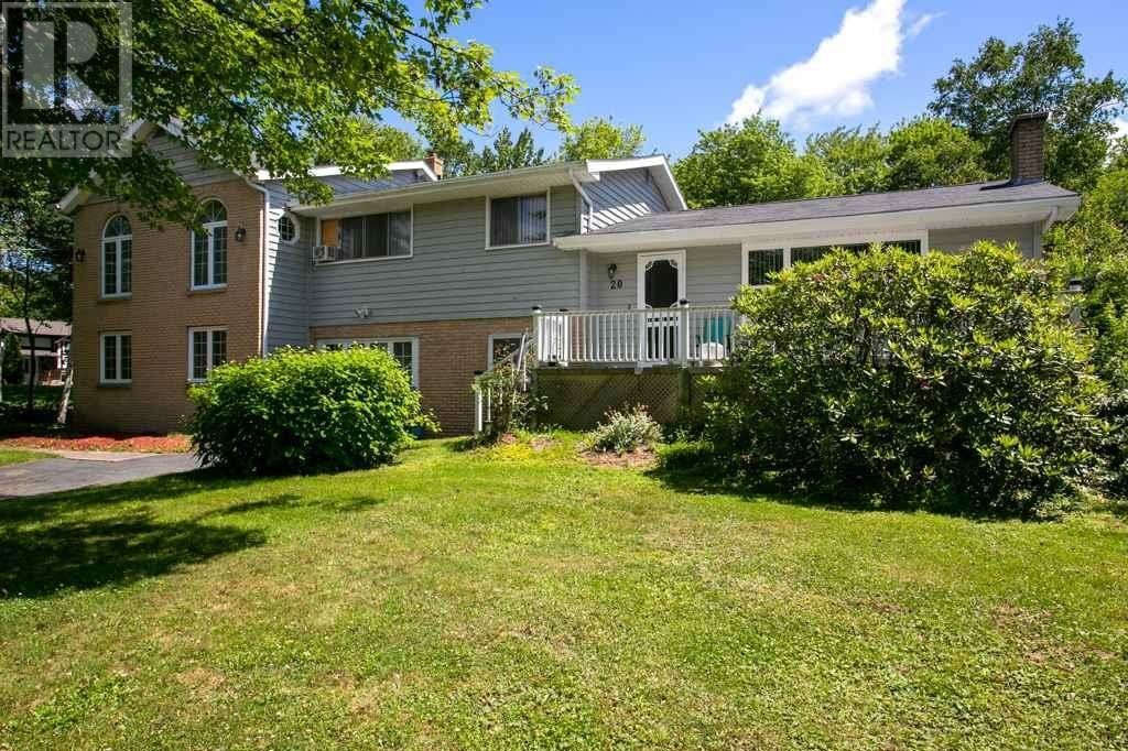 House for sale at 20 Marjorie Ann Dr Waverley Nova Scotia - MLS: 202012425