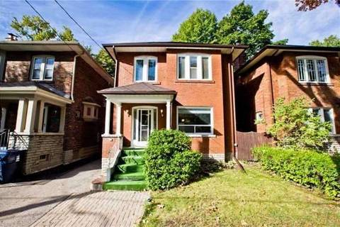 House for rent at 20 Maxwell Ave Toronto Ontario - MLS: C4604768
