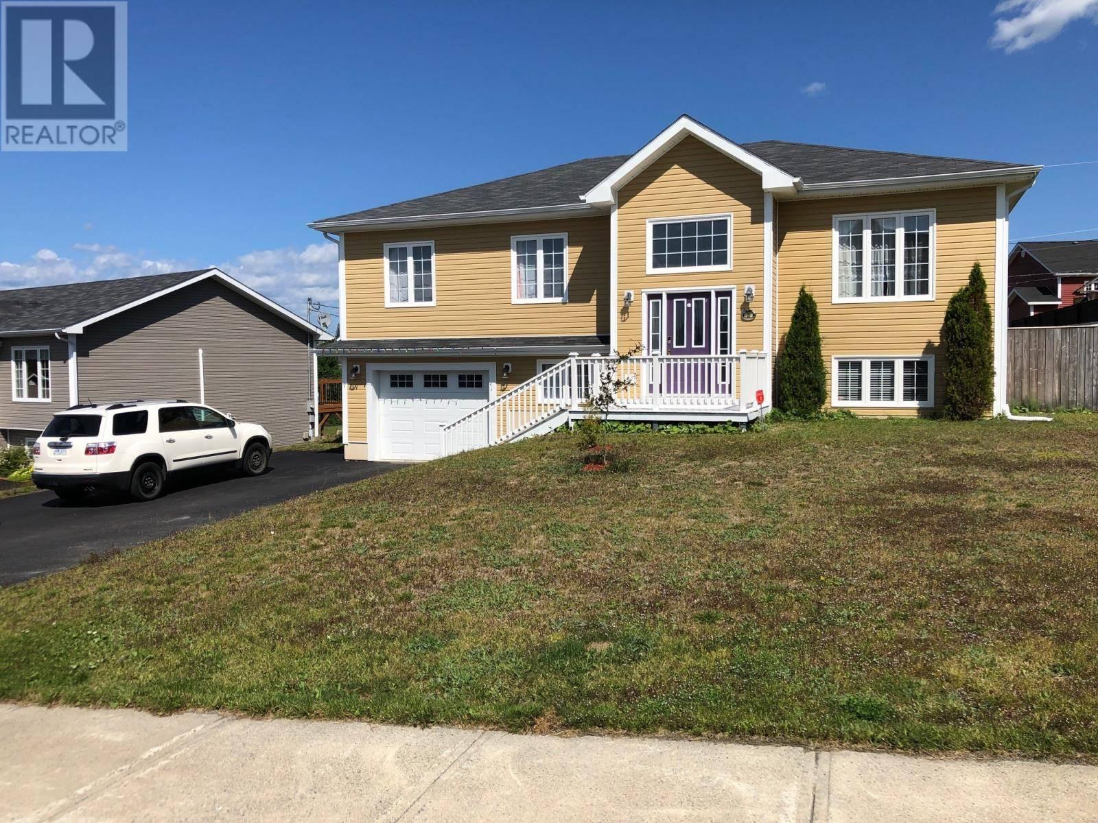 House for sale at 20 Mchugh St Grand Falls-windsor Newfoundland - MLS: 1201285