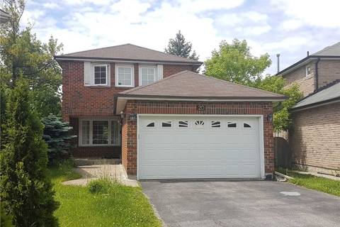 House for sale at 20 Mcnairn Ct Richmond Hill Ontario - MLS: N4519037