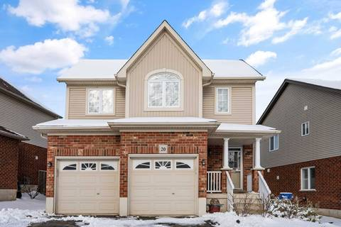 House for sale at 20 Meadowglen Blvd Halton Hills Ontario - MLS: W4648117