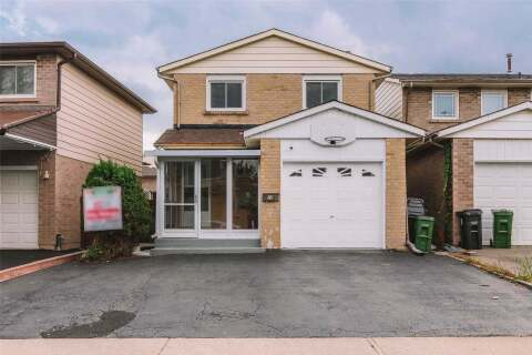 House for sale at 20 Mercedes Dr Toronto Ontario - MLS: W4927891