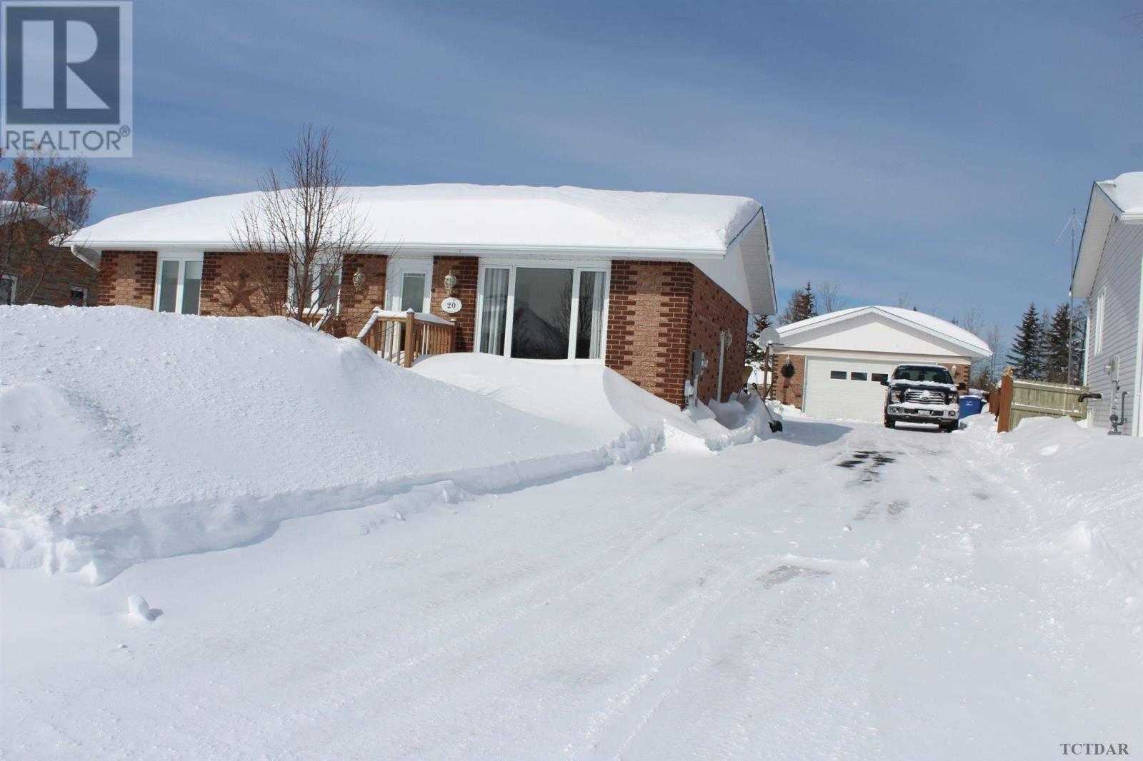 House for sale at 20 Migneault Ave Kapuskasing Ontario - MLS: TM200545