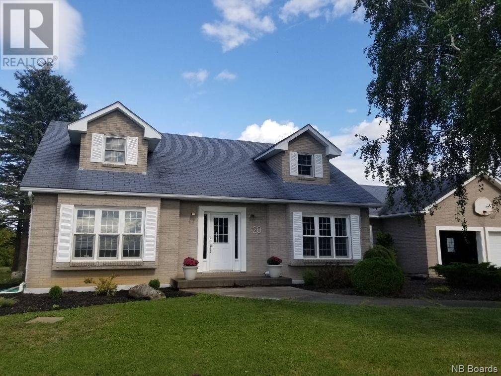 House for sale at 20 Milbury Rd Bedell New Brunswick - MLS: NB041330