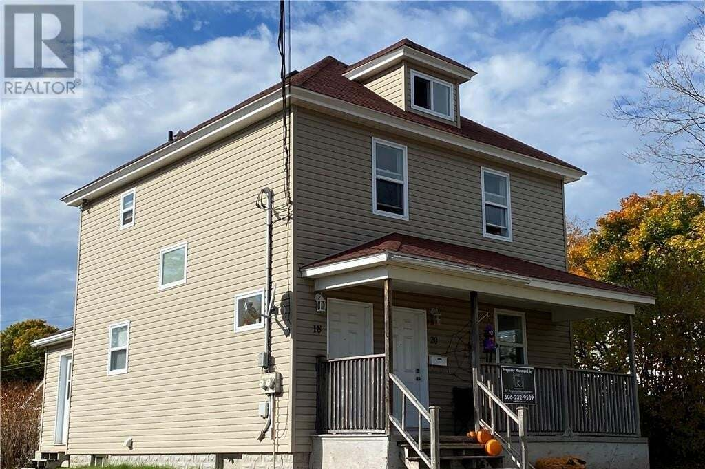 Townhouse for sale at 20 Mill Rd Moncton New Brunswick - MLS: M131563