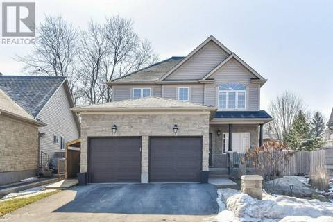 House for sale at 20 Mullin Dr Guelph Ontario - MLS: 30721622
