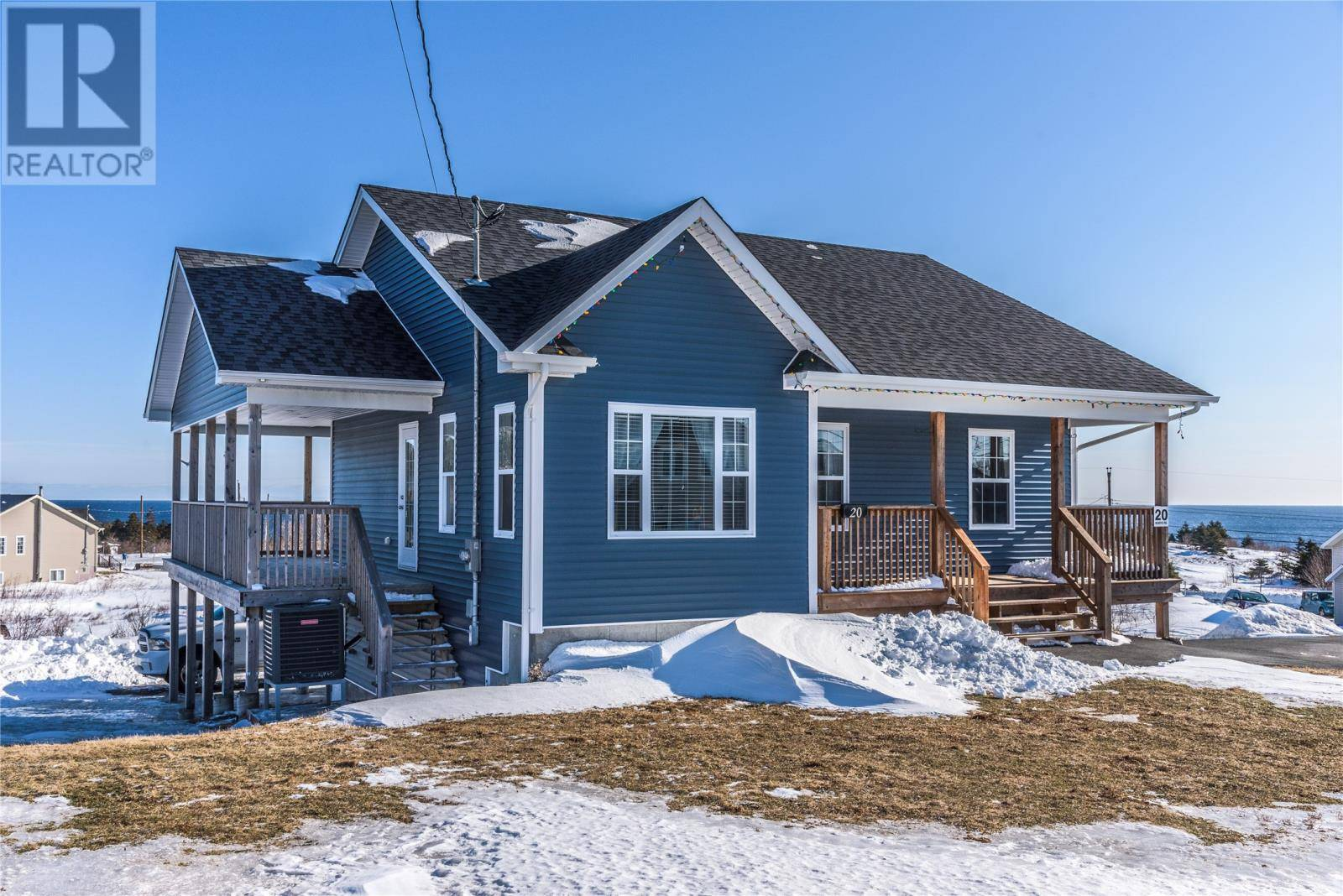 House for sale at 20 Mundys Rd Pouch Cove Newfoundland - MLS: 1212313