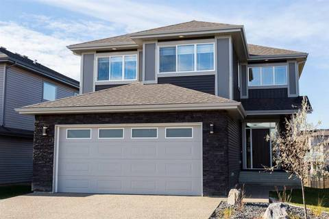 House for sale at 20 Nemo Te St. Albert Alberta - MLS: E4146391